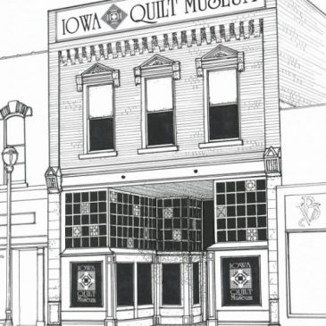 Press Release: Quilt Museum Planned for Winterset Square
