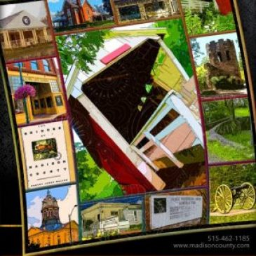 Quilt Auction, Covered Bridge Festival Activities, and Guild Week — WOW!
