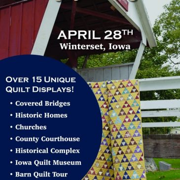 Exhibit Opening & Madison County Airing of the Quilts